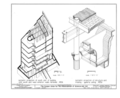 Cooper Union for the Advancement of Science and Art, Third and Fourth Avenues, Astor Place, Seventh Street, New York, New York County, NY HAER NY,31-NEYO,81- (sheet 17 of 20).png