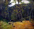 Cordak, Ludovit - Les s ovcami (1900-10).jpg