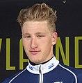 Corentin Ermenault Ronde van Vlaanderen Beloften 2016.JPG