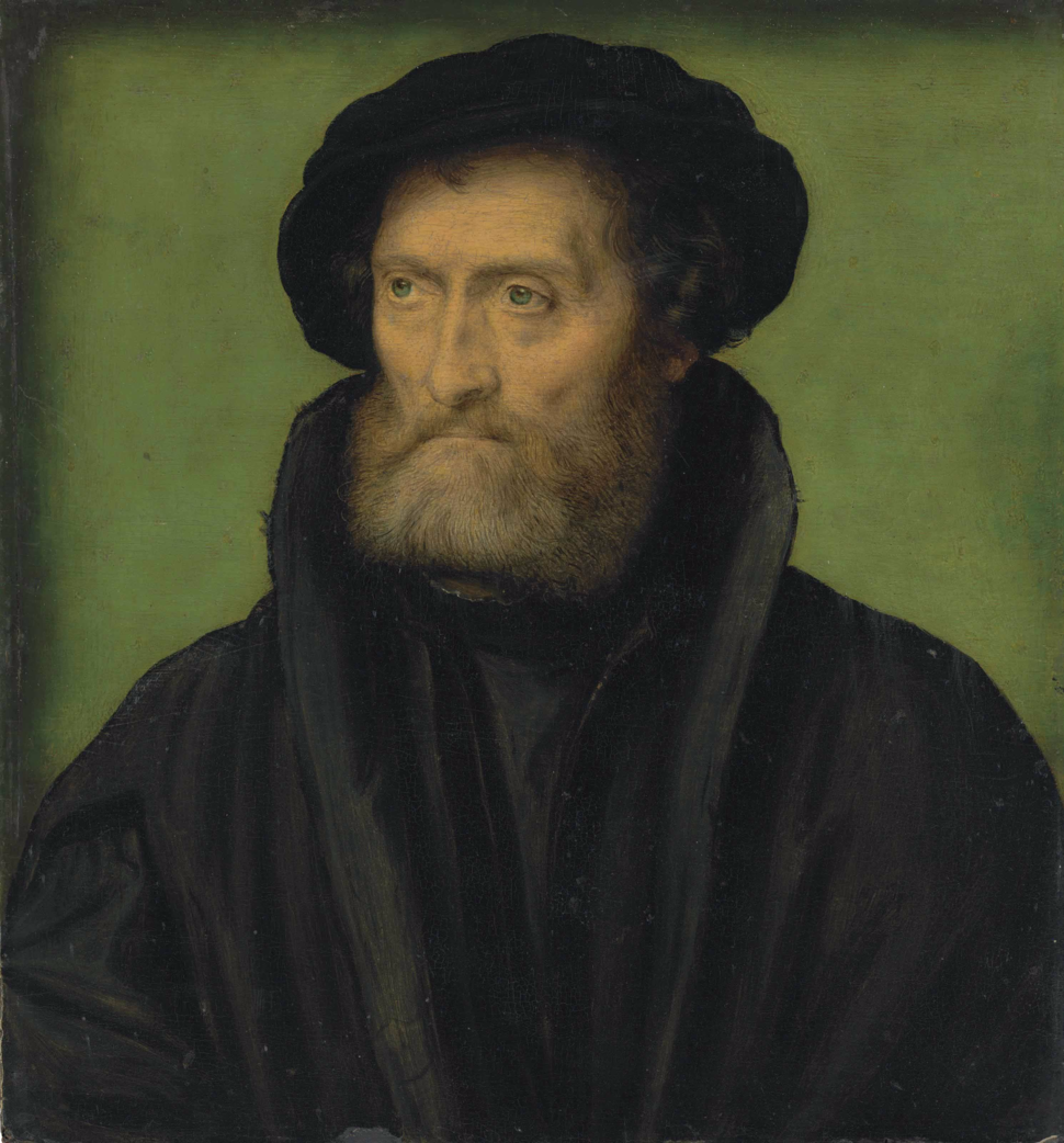 Corneille de la Haye Portrait of a Merchant