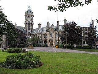 Cossham Memorial Hospital Hospital in England