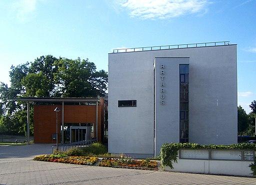 Coswig Rathaus