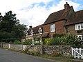Cottages at Lee, Buckinghamshire - geograph.org.uk - 1492680.jpg