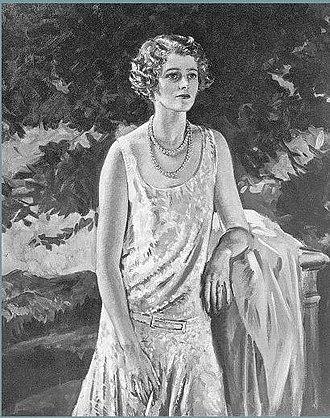 John Pratt, 4th Marquess Camden - Countess of Brecknock, ca 1929