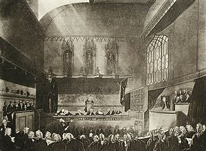 Ashford v Thornton - The Court of King's Bench, circa 1808