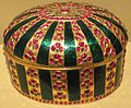 Covered box from northern India, Doris Duke Foundation for Islamic Art 44.54a-b.JPG