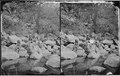 Coyotero Apache Scouts at Apache Lake, Sierra Blanca Range, Arizona 1873 - NARA - 519726.tif