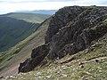 Crag, Mullach nan Coirean - geograph.org.uk - 238821.jpg