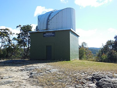 How to get to Bowen Mountain with public transport- About the place