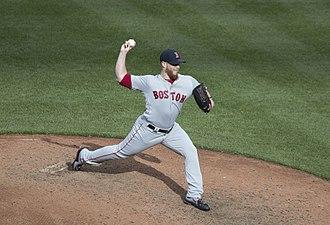 2018 Boston Red Sox season - Craig Kimbrel had seven saves through the end of April.