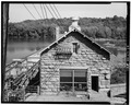 Credit JTL. South elevation. - Dam No. 4 Hydroelectric Plant, Potomac River, Martinsburg, Berkeley County, WV HAER WVA,2-SHEP.V,1-24.tif