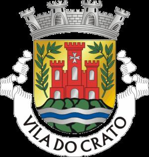 Crato, Portugal - Image: Crest of Crato municipality (Portugal)