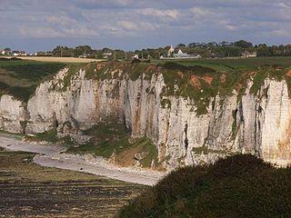 Criquebeuf-en-Caux Commune in Normandy, France
