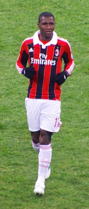 Cristián Zapata - Zapata playing for Milan in 2013