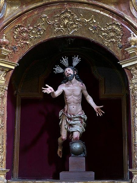 File:Cristo del Perdón, Iglesia de Santa María la Coronada (Medina Sidonia).jpg