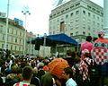 Croatia v Germany Ban Jelačić Square 20080612 001.jpg