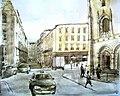 Croquis- Lisbonne - gare du Rossio - Portugal (8296689965).jpg