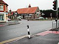 Crossroads in centre of Backwell - geograph.org.uk - 100452.jpg