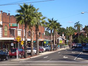 Croydon, New South Wales - The Strand, Croydon