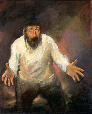 """Zvi Malnovitzer - """"Cry"""" (1984) by Zvi Malnovitzer"""