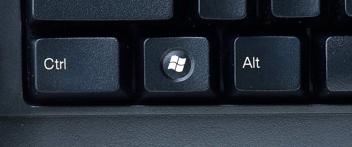 Windows key wikipedia for Window keyboard