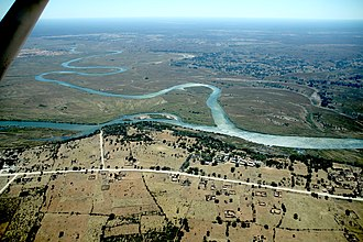 Okavango River - Image: Cuito and Okavango (2018)