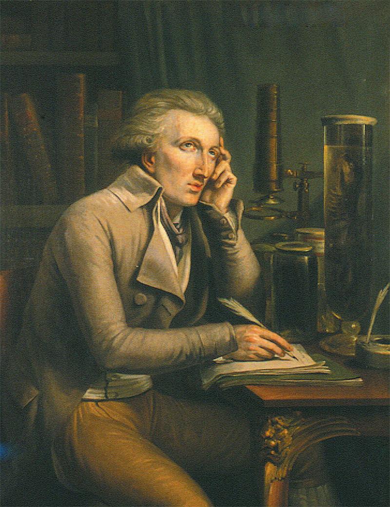Mathieu-Ignace Van Brée, Portrait of Georges Cuvier (1769-1832)