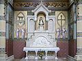 Döbling Karmeliterkloster Kirche Seitenaltar 4.JPG
