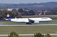 D-AIKR - A333 - Lufthansa