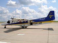 D-CAAM - D228 - Arcus-Air