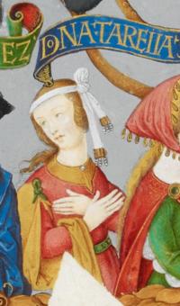 D. Teresa Sanches, filha bastarda de D. Sancho I - The Portuguese Genealogy (Genealogia dos Reis de Portugal).png