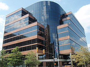 DARPA - DARPA's former headquarters in the Virginia Square neighborhood of Arlington.  This agency is currently located in a new building at 675 North Randolph St.