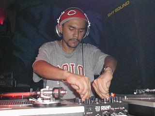 DJ Craze Nicaraguan DJ and record producer