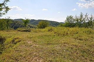 Buridava Dacian fortified settlement