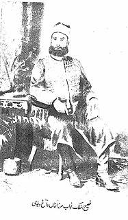 Daagh Dehlvi Indian poet (1831-1905)