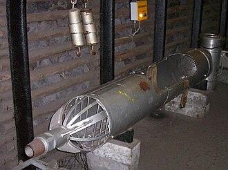 Wunder von Lengede - Dahlbusch Bomb mine rescue device