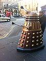 Dalek cruising in Scotland (10224805286).jpg