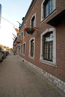 Dalhem - casa de a vila a Berneau.jpg