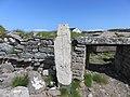 Dalle Inscrite à Kilshannig, Castlegregory, Co. Kerry, Irlande.jpg