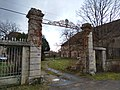 Dampierre (Jura) - Demeure Caron (portail).jpg