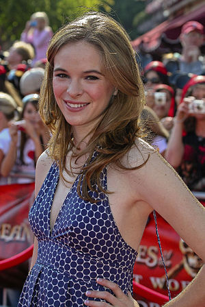 Danielle Panabaker - Panabaker at the 2007 Pirates of the Caribbean: At World's End première