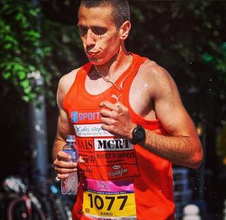 Dario Ivanovski at Skopje Marathon.png