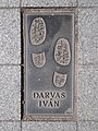 Darvas Iván, Halhatatlanok sétánya, 2018 Terézváros.jpg