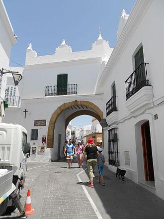 Conil de la Frontera - Villa Gate.