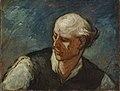Daumier - Head of a Man, c.1855.jpg