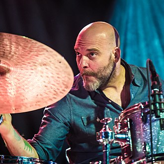 David King (drummer) - Dave King at the Moers Festival 2017