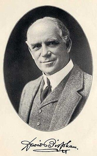 David Bispham - Portrait of David Bispham