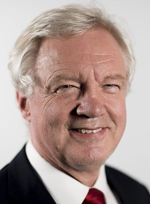 Haltemprice and Howden by-election, 2008 - David Davis