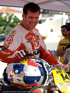 David Knight (motorcyclist) enduro rider