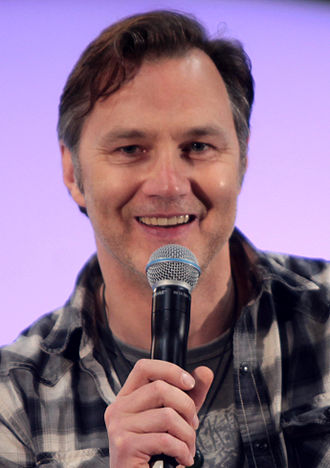David Morrissey - Morrissey at the Phoenix Comicon, May 2015